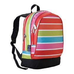Girls' Wildkin Sidekick Backpack Bright Stripes