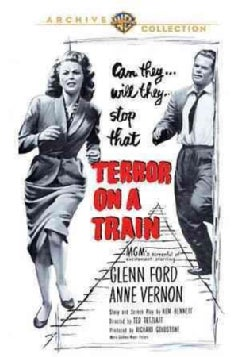 Terror On A Train (DVD)
