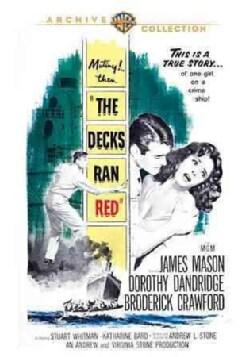 The Decks Ran Red (DVD)