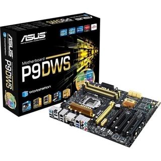 Asus P9D WS Workstation Motherboard - Intel C226 Chipset - Socket H3