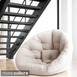 Fresh Futon 'Nest' Convertible Futon Chair/ Bed