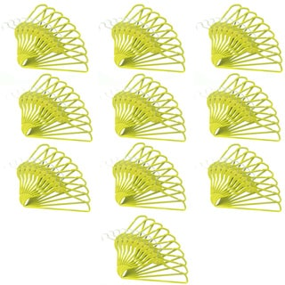 ClutterFree Yellow Cascade Hangers