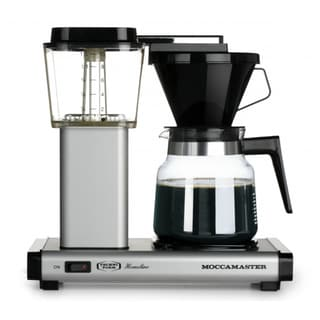 Technivorm Moccamaster Thermal K Coffee Brewer With Glass Decanter