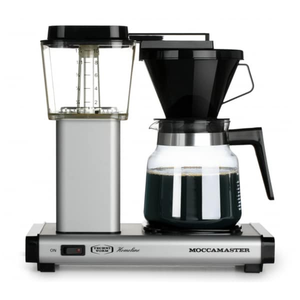 Technivorm Moccamaster Thermal K Coffee Brewer With Glass Decanter - 15438503 - Overstock.com ...
