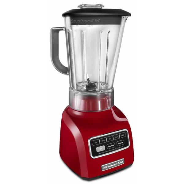 KitchenAid RKSB650ER Empire Red 5-speed Blender (Refurbished)