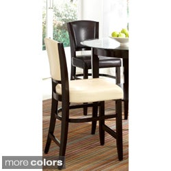 Vivian Decorative Chic Counter Stools (set of 2)