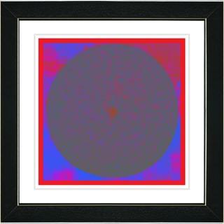 Studio Works Modern 'Apollo - Eclipse' Framed Art Print