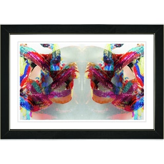 Studio Works Modern 'Gordian' Framed Art Print