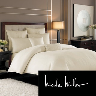 Nicole Miller Currents Duvet Cover (Shams Sold Separately)