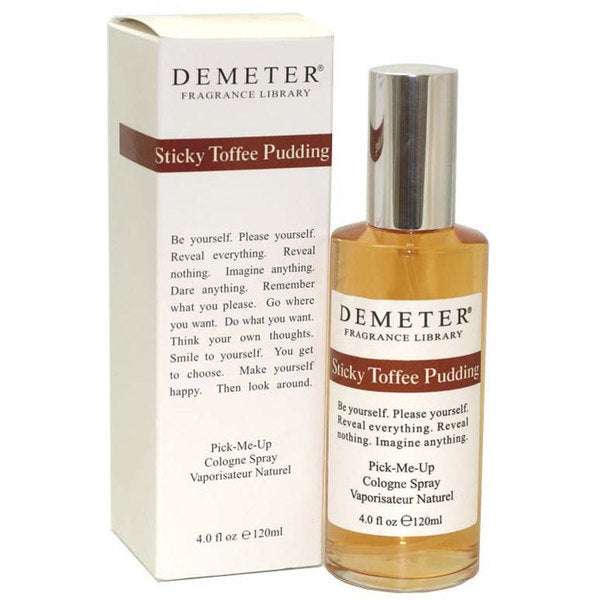 Demeter Sticky Toffee Pudding Pick-Me Up 4-ounce Cologne Spray