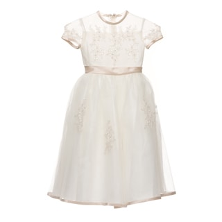 Sweetie Pie Girls Scoop Neck Special Occasion Dress