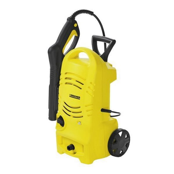 Karcher Modular Series 1600-PSI Electric Pressure Washer with Car Care Kit