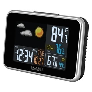 La Crosse Technology Wireless Color Weather Station with USB Charging