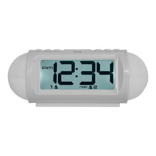 Mood Light LED Nature Digital Alarm Clock