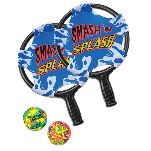 Smash 'N' Splash Paddle Game