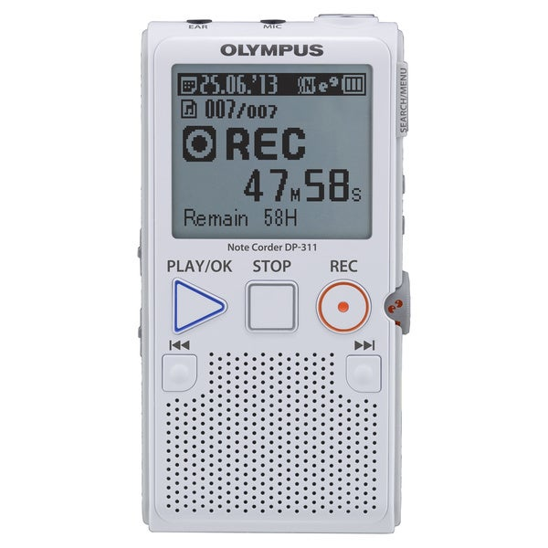 Olympus DP-311 Digital Recorder