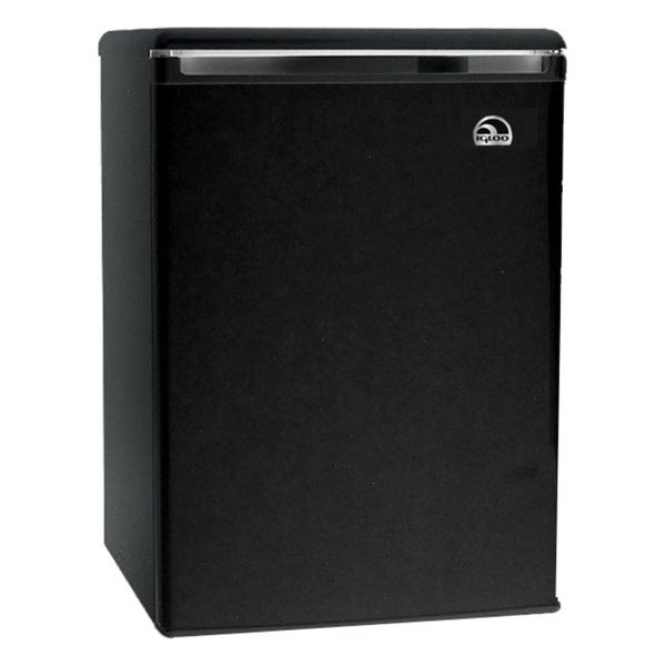 Igloo 3.2 Cubic Foot Black Mini Fridge