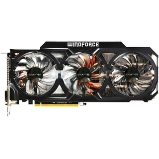 Gigabyte GV-N770OC-2GD GeForce GTX 770 Graphic Card - 1137 MHz Core -