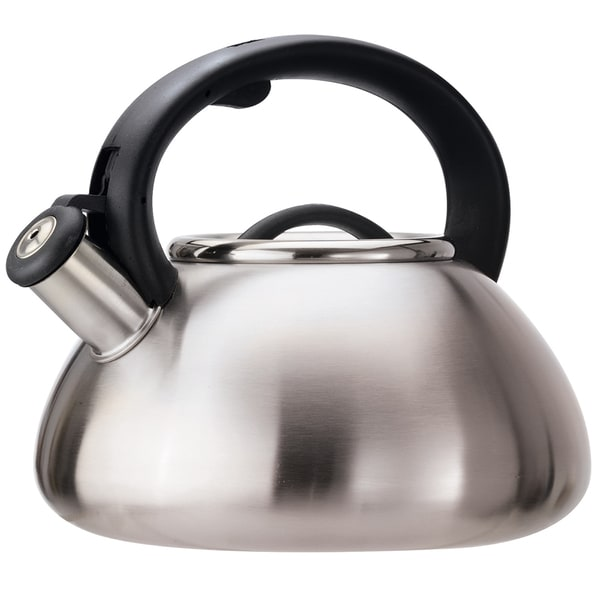 Whistling Stainless Steel Kettle