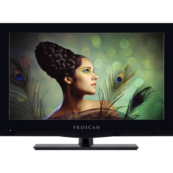 "ProScan PLED2243A 22"" 1080p LED-LCD TV - 16:9 - HDTV 1080p (As Is Item)"