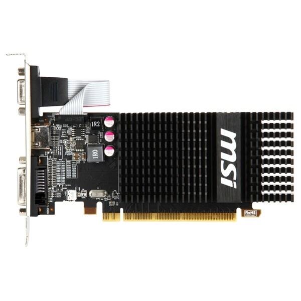 MSI R6450-2GD3H/LP Radeon HD 6450 Graphic Card - 625 MHz Core - 2 GB