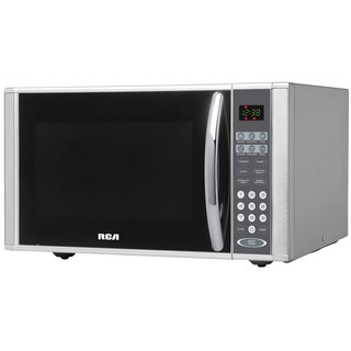 RCA 1.1 Stainless Steel Microwave