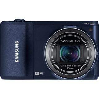 Samsung WB800F 16.3 Megapixel Compact Camera - Black