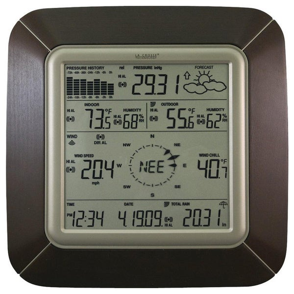 Wireless Weather Pro Center
