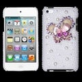 BasAcc Butterfly Diamante Case for Apple iPod Touch 4th Generation