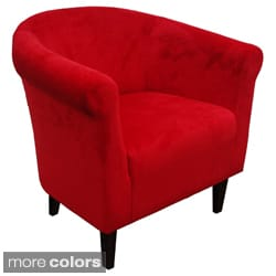 Savannah Microfiber Club Chair