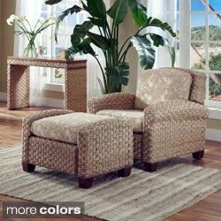 Cabana Banana II Chair and Ottoman