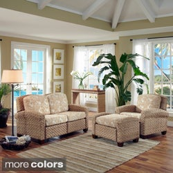 Cabana Banana II Chair, Ottoman and Love Seat