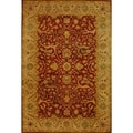Safavieh Handmade Antiquity Rust Wool Rug (11' x 15')