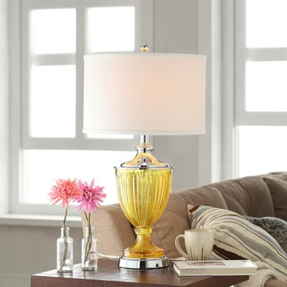 Eva Yellow Table Lamp