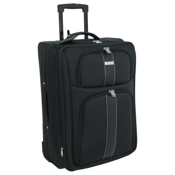 Mercury Luggage Coronado Select 24-inch Medium Wheeled Upright Suitcase