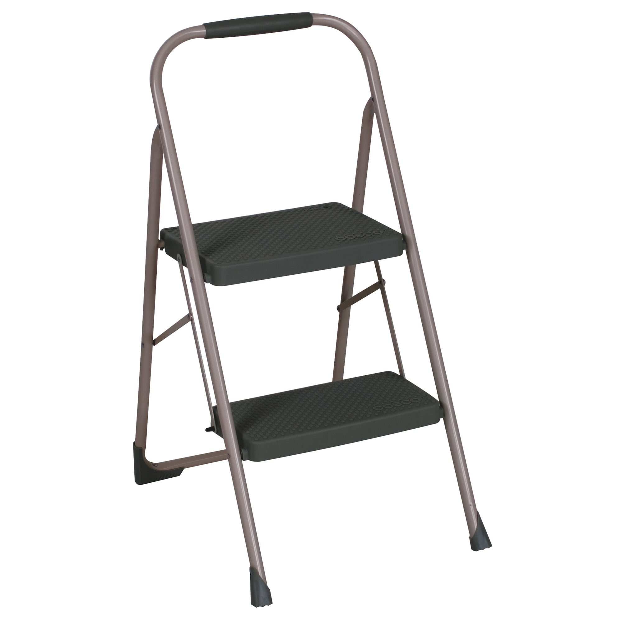 Cosco Two Step Big Step Folding Step Stool Overstock