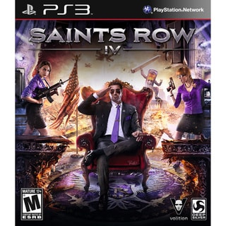 PlayStation 3 - Saints Row IV