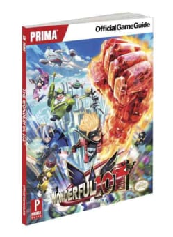The Wonderful 101: Prima Official Game Guide (Paperback)