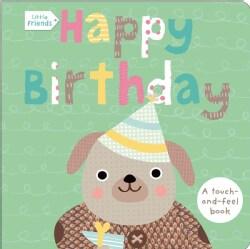 Happy Birthday (Board book)