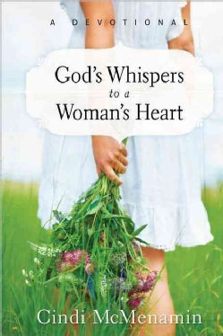 God's Whispers to a Woman's Heart (Hardcover)