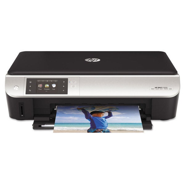 HP Envy 5530E Inkjet Multifunction Printer - Color - Photo Print - De