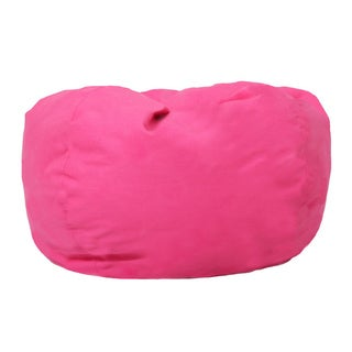BeanSack Fuschia Pink Bean Bag Chair