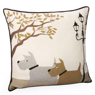 Jovi Home Scottie Dog Decorative Pillows