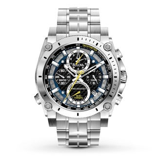 Bulova Men's 'Precisionist' Chronograph Watch