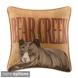 Woolrich Bear Creek Decorative Pillow Collection