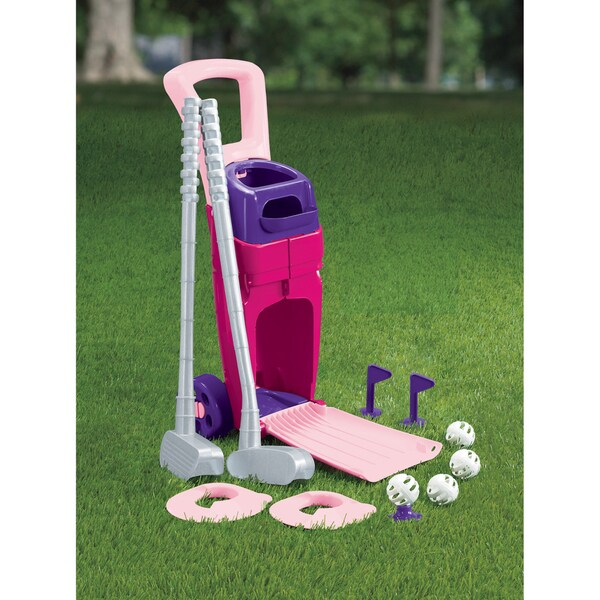 American Plastic Toys Girls' Junior Golf Set 11270827