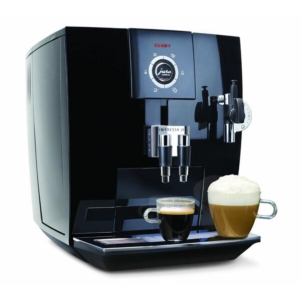 Jura-Capresso Impressa J6 Automatic Coffee and Espresso Center (Refurbished)