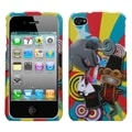 BasAcc Circus Case for Apple iPhone 4/ 4S