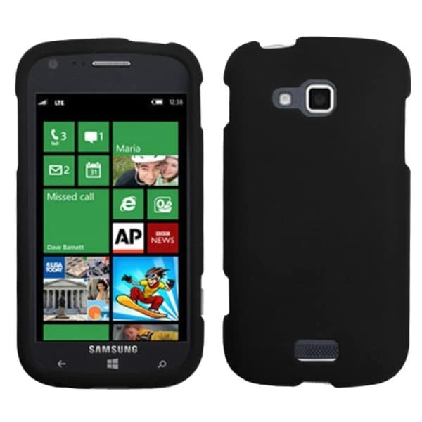 INSTEN Black Phone Case Cover for Samsung i930 ATIV Odyssey