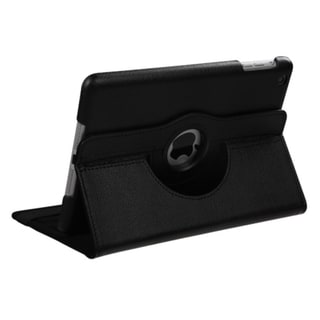 BasAcc Black MyJacket Swivel Case for Apple iPad Mini